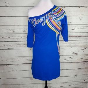 Coogi Mini Bodycon Dress Size XL